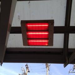 Photo taken at MetroLink - Forest Park Station by Davita on 12/14/2012