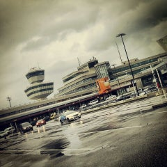 Photo taken at Flughafen Berlin-Tegel Otto Lilienthal by Jorge A. on 9/20/2013