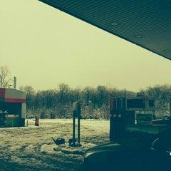 Photo taken at Texaco by Saracli D. on 12/27/2014