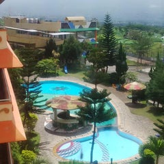 Photo taken at Hotel Surya Indah by Arafah H. on 8/15/2014