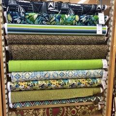 Photo taken at Hancock Fabrics by Chrissy C. on 5/20/2014