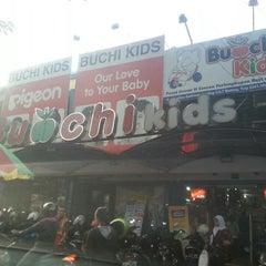 Photo taken at Buchi Kids by Roy K. on 8/28/2013