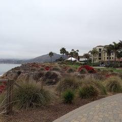 Photo taken at Dolphin Bay Resort & Spa by Khawla O. on 8/15/2014