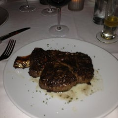 Photo taken at Fleming's Prime Steakhouse & Wine Bar by Rafael A. on 2/23/2013