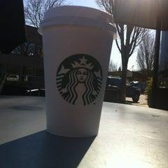 Photo taken at Starbucks by Christian M. on 3/12/2014