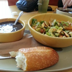 Photo taken at Panera Bread by James G. on 12/29/2012