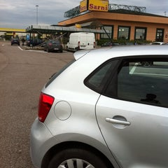 Photo taken at Autogrill Campogalliano Ovest by Silvia S. on 5/7/2014