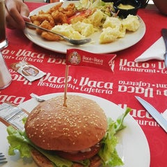 Photo taken at Vaco y Vaca by J Alexander W. on 6/26/2015