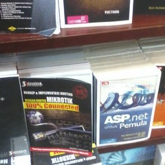 Photo taken at Gramedia by RE L. on 5/20/2014