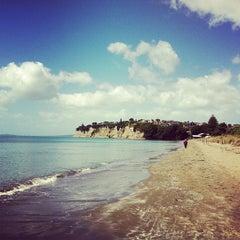 Photo taken at Long Bay Beach by Karl S. on 10/19/2012