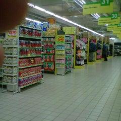 Photo taken at Giant Hypermarket by Uki on 4/17/2014
