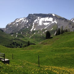 Photo taken at Klewenalp Ski Resort by Madara L. on 6/8/2014