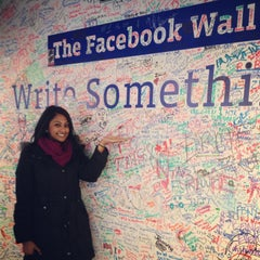 Photo taken at Facebook NYC by Manisha on 3/20/2013