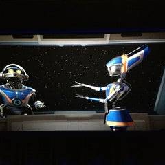 Photo taken at Star Tours - The Adventures Continue by Aaron C. on 3/26/2013