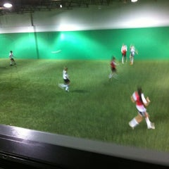 Photo taken at Foothills Soccer by Al C. on 1/7/2013