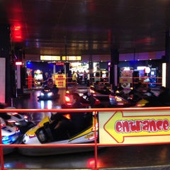 Photo taken at Namco Funscape County Hall by Rhys H. on 3/9/2013