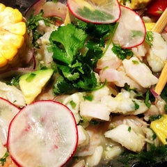 Photo taken at My Ceviche by Allison H. on 2/24/2013