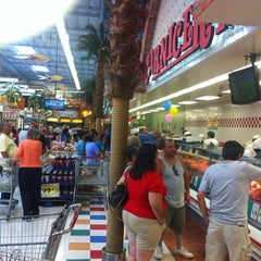 Photo taken at Vallarta Supermarkets by Mike K. on 7/4/2014
