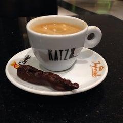 Photo taken at Katz Chocolates by Rodrigo L. on 8/26/2014