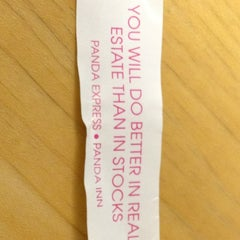 Photo taken at Panda Express by Aaron S. on 2/8/2013