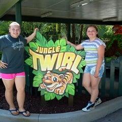 Photo taken at Wild Adventures Theme Park by R & R on 6/18/2013