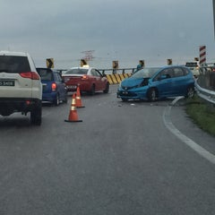 Photo taken at Plaza Tol Putrajaya by Syamsul Ma'arif on 5/22/2014