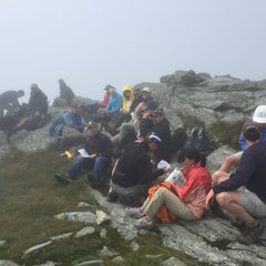 Photo taken at Camel's Hump State Park - Summit by Sean C. on 7/15/2015