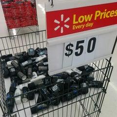 Photo taken at Walmart by Jason F. on 8/26/2014