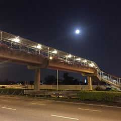 Photo taken at Potong Pasir MRT Station (NE10) by Apollo R. on 2/22/2016