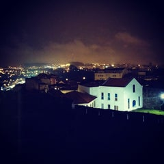 Photo taken at Magnólia Porto Hostel by Joana M. on 2/1/2014