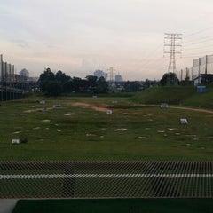 Photo taken at Pelangi Public Golf Driving Range by jiedz on 6/5/2015