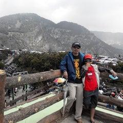 Photo taken at Gunung Tangkuban Parahu by Yadi J. on 7/21/2015