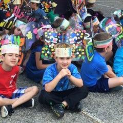 Photo taken at Oak Hill Elementary by Erica N. on 6/1/2015