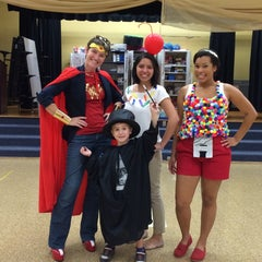 Photo taken at Oak Hill Elementary by Erica N. on 10/31/2014