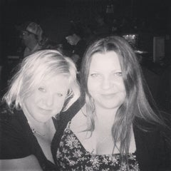 Photo taken at Mesa Theatre  Club & Lounge by Heather C. on 11/14/2013