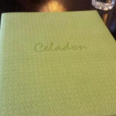 Photo taken at Celadon Thai Cuisine by Dalong L. on 6/19/2014