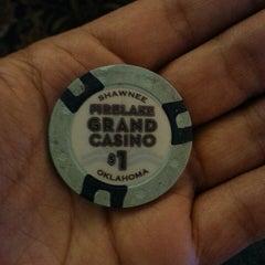 Photo taken at Firelake Grand Casino by Ronald P. on 9/22/2013