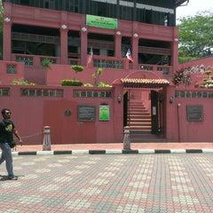 Photo taken at Melaka Islamic Museum by shem v. on 4/13/2013