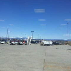Photo taken at Durango - La Plata County Airport (DRO) by Buby P. on 3/5/2013