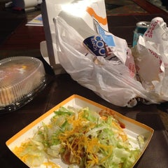 Photo taken at Taco Bell by Carm N. on 5/7/2014