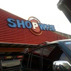Photo taken at Shopwise by Bryan G. on 9/22/2012