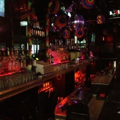 Photo taken at Pieces Bar by Sean R. on 8/10/2012