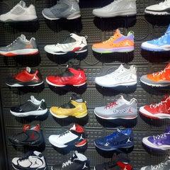 Photo taken at Nike Santa Monica by Theron X. on 6/1/2012