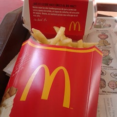 Photo taken at Mc Donald's by Mike M. on 8/23/2014