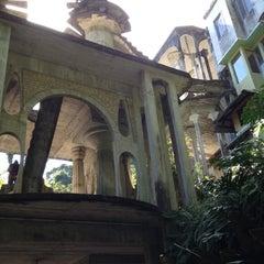 Photo taken at Jardin Edward James Xilitla by Willians J. on 11/6/2012