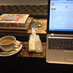 Photo taken at Cork International Airport Hotel by Sharon W. on 4/22/2014