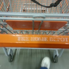 Photo taken at The Home Depot by Eric L. on 8/7/2013