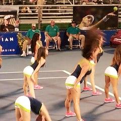 Photo taken at Delray Beach International Tennis Championships (ITC) by Joseph A. on 2/23/2014