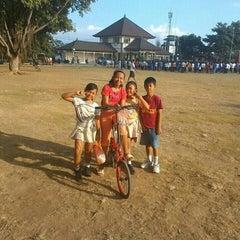 Photo taken at Taman Kota Singaraja by Tut D. on 6/28/2015
