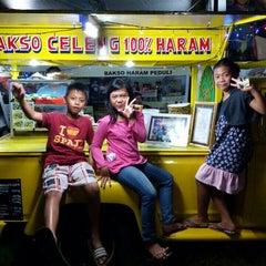 Photo taken at Pantai Penimbangan by Tut D. on 8/27/2015